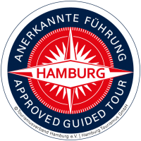 Recognized tour of Hamburg tourism